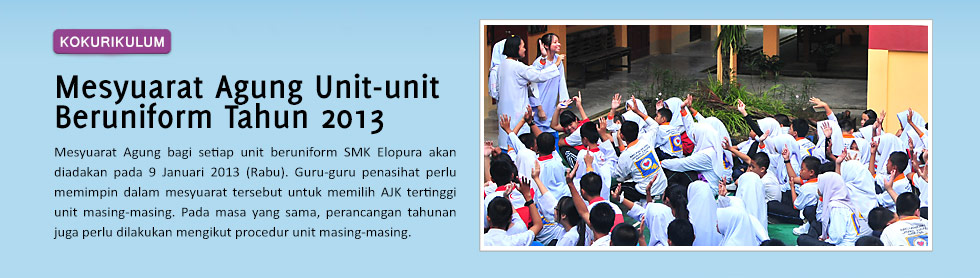 Unit Beruniform AGM